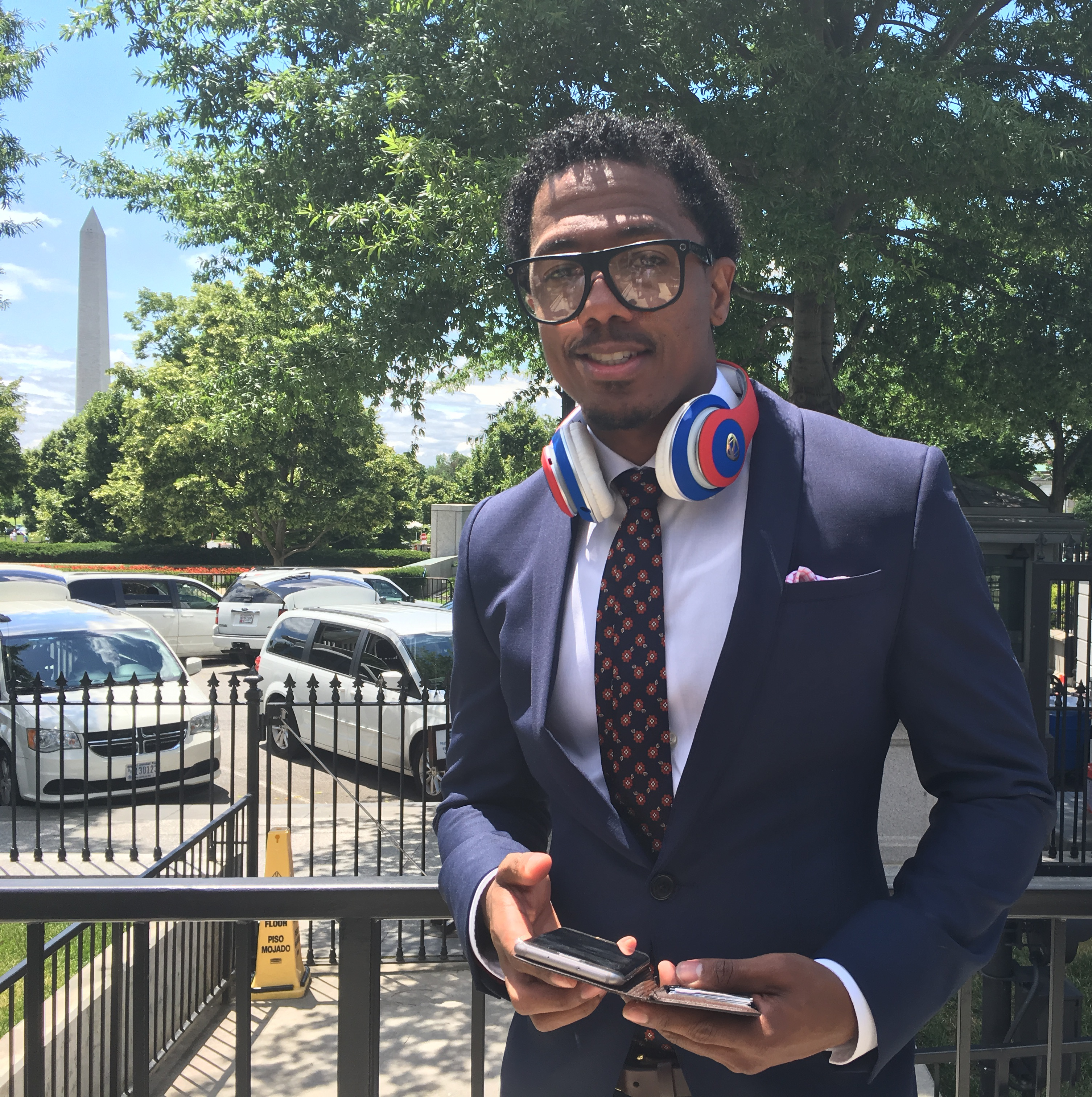 d5454c09bc6 Nick Cannon & RadioShack Make Your 4th of July Ncredible with Limited  Edition Headphones