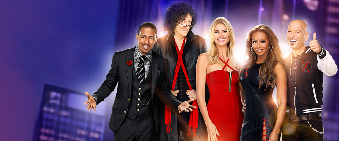 """Nick Cannon returns for his fifth season as host on """"America's Got"""