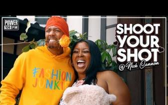 Danesha Takes Her Shot At Love w/ Nick Cannon