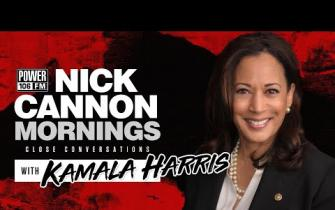 Kamala Harris Talks Growing Up in Oakland, Presidential Candidate, Defunding Law Enforcement + More