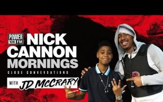 "JD McCrary On Landing ""The Lion King"" Lead + Jermaine Dupri Working On His Debut EP"