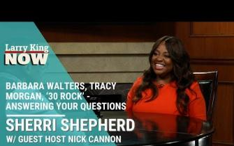 Barbara Walters, Tracy Morgan, '30 Rock' - Sherri Shepherd Answers Your Questions