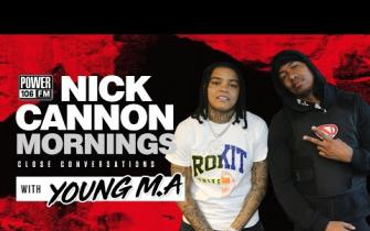 Young M.A Drops Relationship Advice and Talks About Being Named An MC