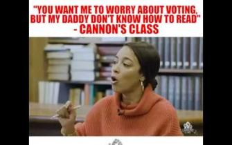 Cannon's Class - Discussion about the importance of voting with Angela Rye