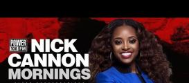 Activist Tamika Mallory on Policing & Patrolling, White Aggression in America, Being A Leader + More